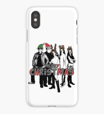 Merry Christmas from The Scooby Gang! iPhone Case