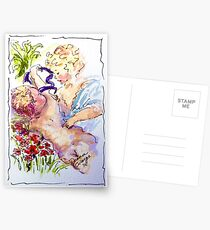 Angel of Compassion Postcards