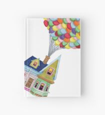UP HOUSE Hardcover Journal