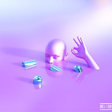 Vaporwave Art Collection | O K A Y by holycrow
