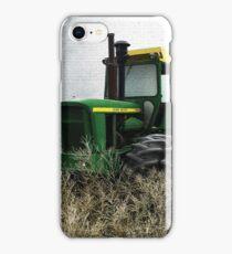 SLEEPING in the Field.... iPhone Case/Skin