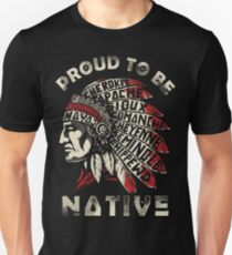 Native american shirts, No DAPL Unisex T-Shirt