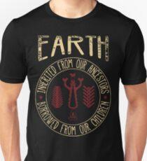 Proud native american Unisex T-Shirt