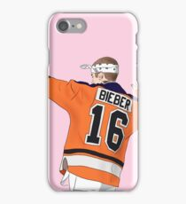 Bieber Purpose Tour Hockey iPhone Case/Skin