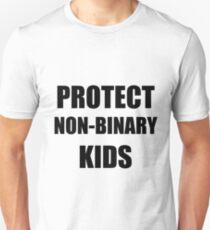 Protect Non-binary Kids T-Shirt