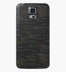 Code Case/Skin for Samsung Galaxy