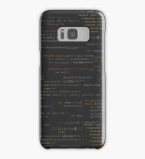 Code Samsung Galaxy Case/Skin