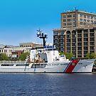 Us Coast Guard by Linda Yates