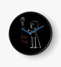 Free Hugs - Darth Vader - Star Wars Clock