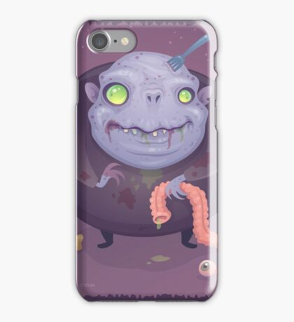 Blob Zombie iPhone Case/Skin