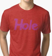 Hole - Courtney Love Classic  Tri-blend T-Shirt