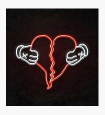 808's and Heartbreak Photographic Print