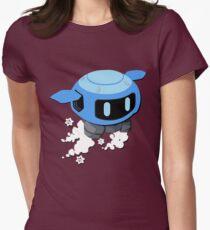 Mei Robot  Womens Fitted T-Shirt