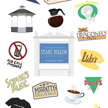 Stars Hollow Designs by kcgfx