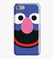 "Muppets ""Grover"" iPhone Case/Skin"