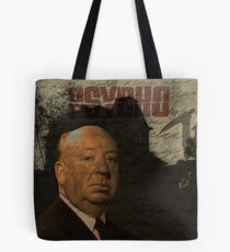 Alfred Hitchcock - Psycho  Tote Bag