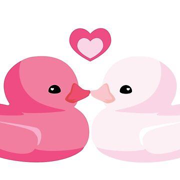 Love Ducks by Mirumitsu