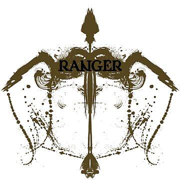 Ranger Class Inkblot by Cotchios