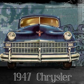 1947 CHRYSLER MONTAGE by Kricket-Kountry