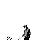 pbbyc - Banksy x Haring by pbbyc