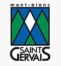 saint gervais Photographic Print