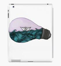 Paper voyages  iPad Case/Skin