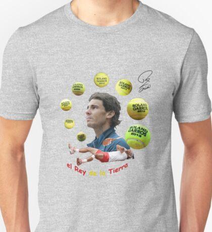 El Rey de la Tierra T-Shirt