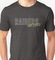 Raiders est.1982 T-Shirt