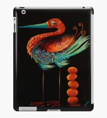 Clever Bird iPad Case/Skin