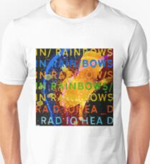In Rainbows Artwork Reproduction using watercolours, ink and photoshop T-Shirt