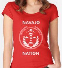 Navajo Women's Fitted Scoop T-Shirt