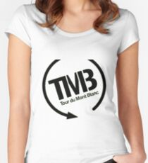 tmb Women's Fitted Scoop T-Shirt