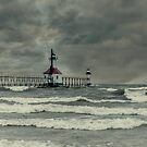 Saint Joseph Lighthouse  by Malena Fryar
