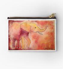 Peaceful Elephant Studio Pouch