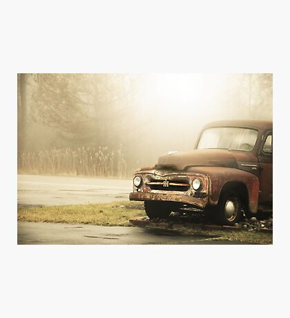 International Harvester Photographic Print