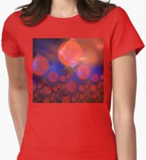 Red Bubble Suns Womens Fitted T-Shirt