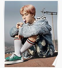 BTS You Never Walk Alone Jimin Poster