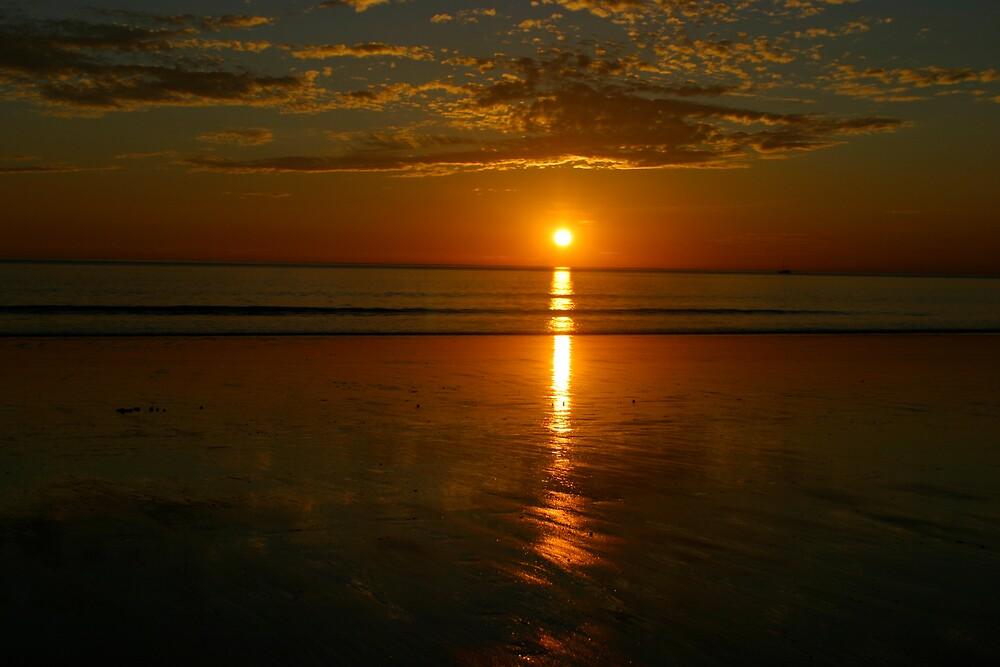 Cabel Beach Sunset by Mark Williamson