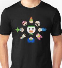 Simple Koopalings Unisex T-Shirt