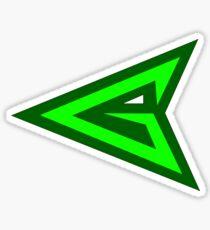 Green Arrow Logo (New 52) Sticker