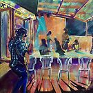 TCMF 2017 Waz E James Band Joe Maguires Pub by tola