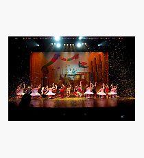 Aladdin Confetti  Photographic Print