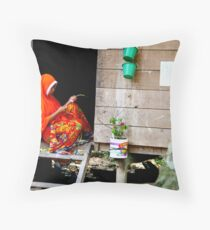 Another Lonely Day Throw Pillow