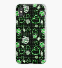 Mother's Delight Green iPhone Case/Skin