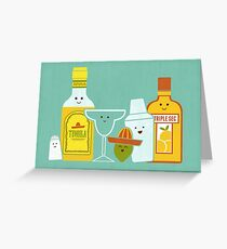 Margarita! Greeting Card
