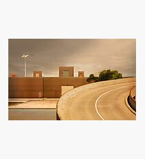 factory expressway Photographic Print