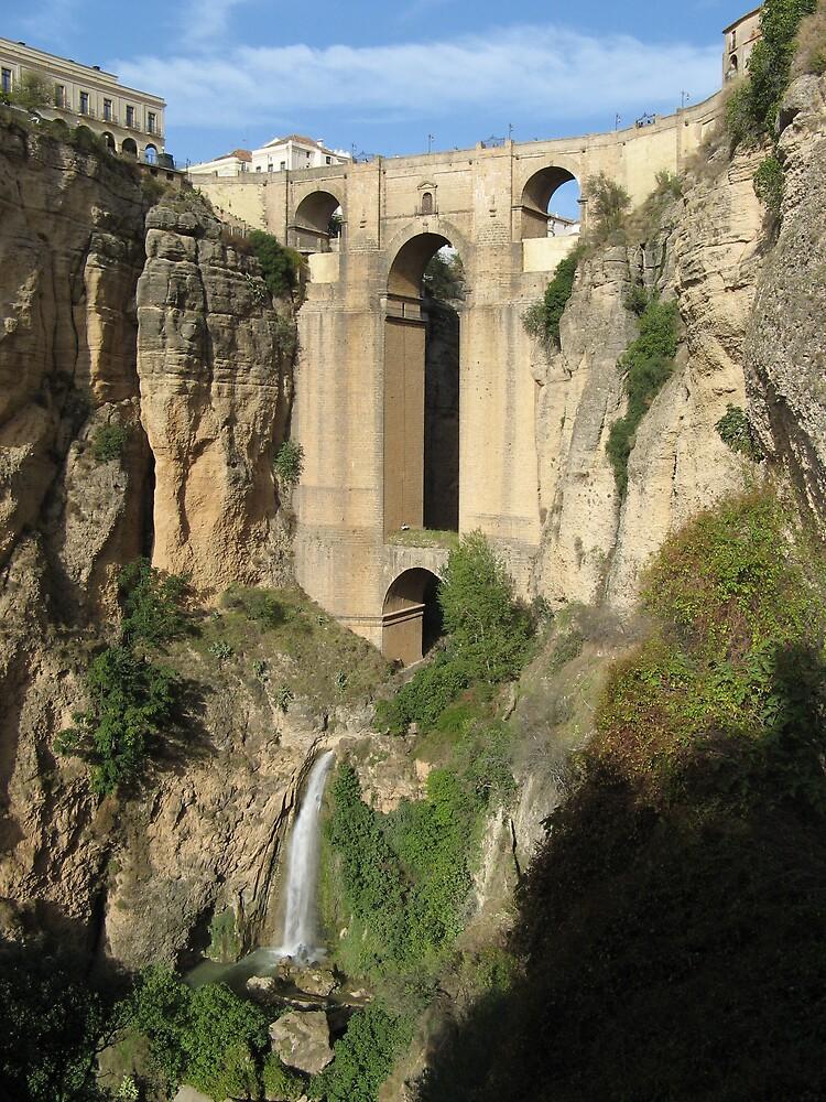 Puente Nuevo, Ronda by Killjoy