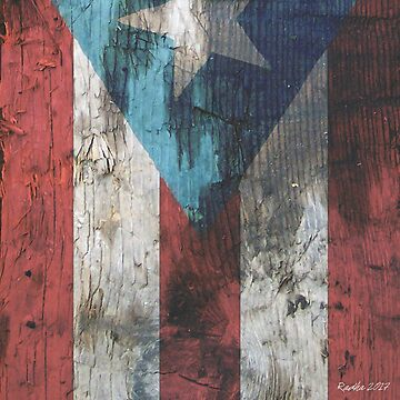 Puerto Rico Flag by radcarr