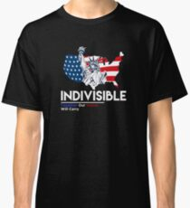 Indivisible: Liberal Anti Trump Movement Classic T-Shirt