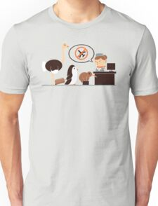 The No-Fly List Unisex T-Shirt